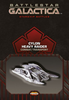 Battlestar Galactica: Spaceship Pack - Cylon Heavy Raider (Combat/Transport)