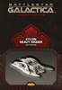Battlestar Galactica: Spaceship Pack - Cylon Heavy Raider (Veteran)