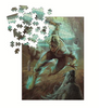 The Witcher 3 - Wild Hunt: Ciri And The Wolves 1000 Piece Puzzle