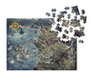The Witcher 3 - Wild Hunt: Witcher World Map 1000 Piece Puzzle