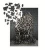 Game Of Thrones: Iron Throne 1000 Piece Puzzle