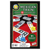 The Mexican Train Dominoes Set