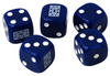 Pavlov's House United Kingdom D6 Dice