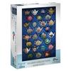 Puzzle: Teapot Collection 1000pc