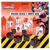 Zombicide ( second edition ): Special Black and White Dice