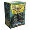 Dragon Shield Box of 100 in Green