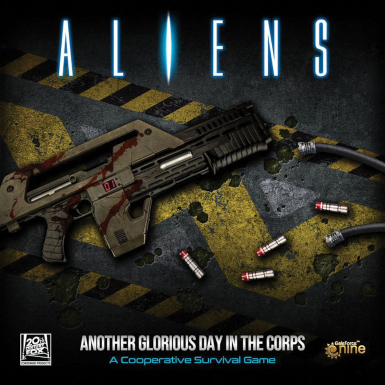 Another Glorious Day In The Corps Board Game Aliens Pre-order