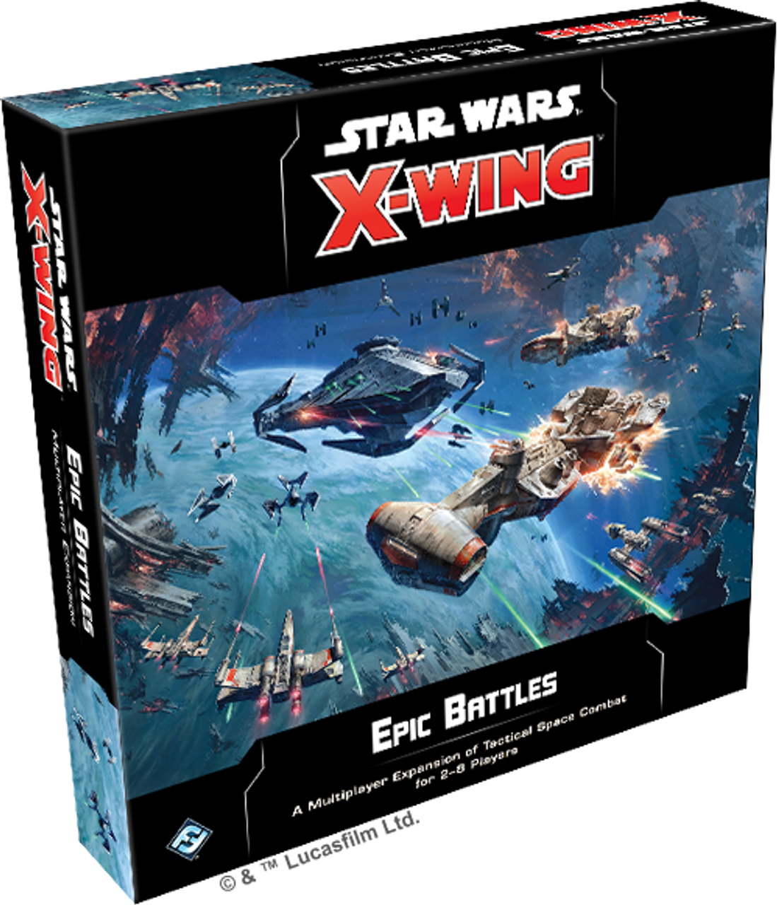 Star Wars X Wing: 2nd Edition Epic Battles Multiplayer Expansion