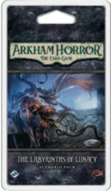 Arkham Horror: The Card Game - The Labyrinths of Lunacy Scenario