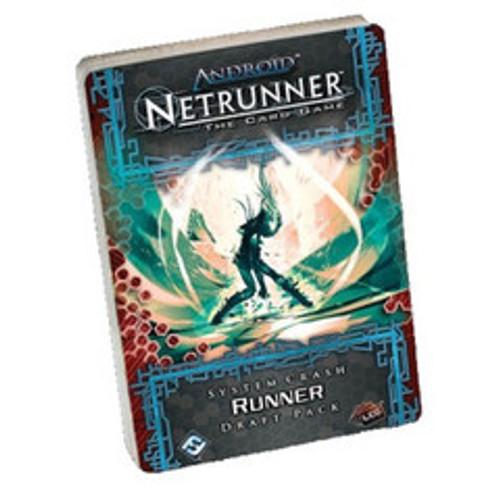Android: Netrunner - System Crash Draft Runner Draft Pack
