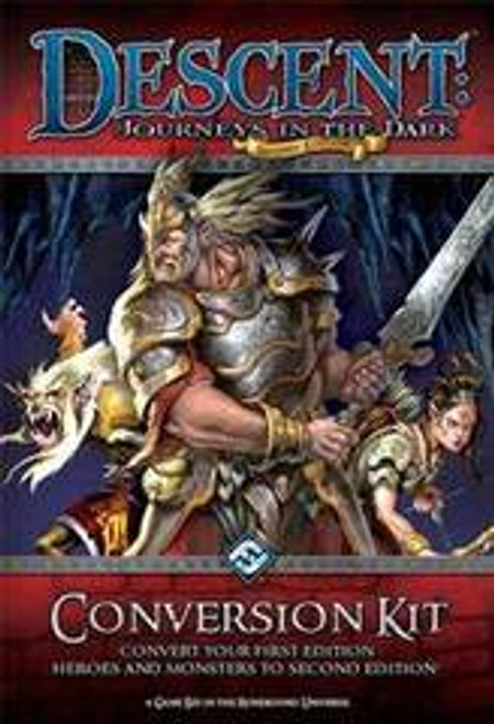Descent: Journeys in the Dark (second edition) - Conversion Kit