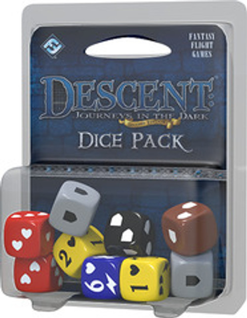 Descent: Journeys in the Dark (second edition) - Dice Pack