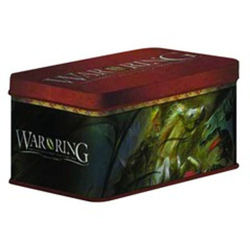 War of the Ring (Second Edition): Card Box and Sleeves
