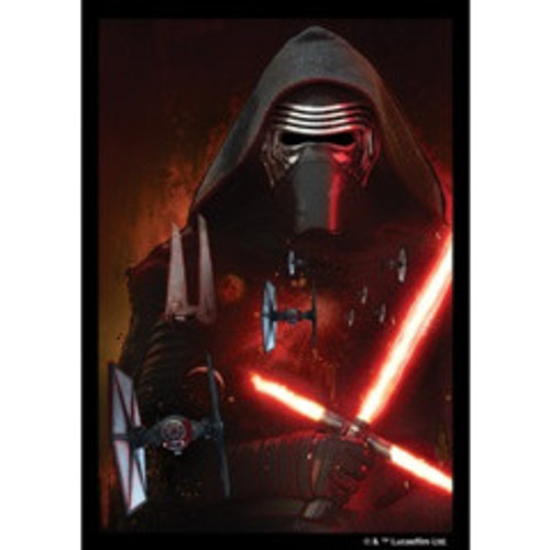 Fantasy Flight Art Sleeves: Star Wars - Kylo Ren Limited Edition