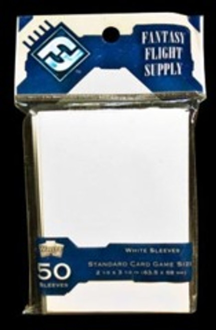 Fantasy Flight Sleeves FFS31 - White