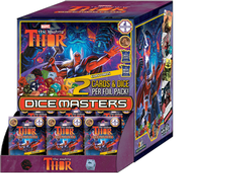 Marvel Dice Masters: The Mighty Thor Gravity Feed