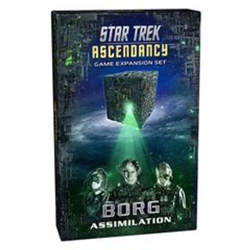 Star Trek: Ascendancy - Borg Assimilation Set