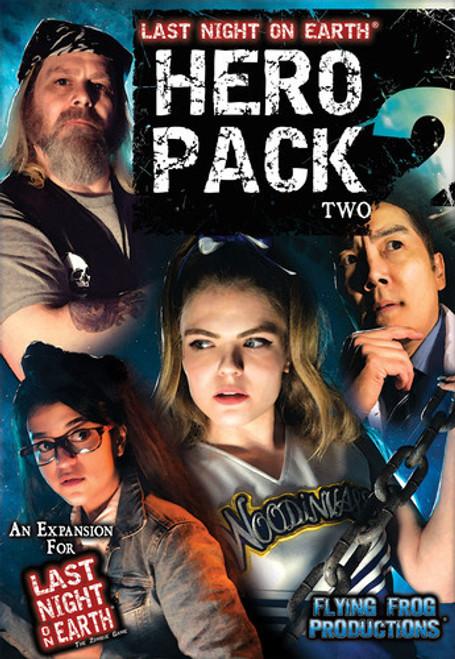 Last Night On Earth Hero Pack 2