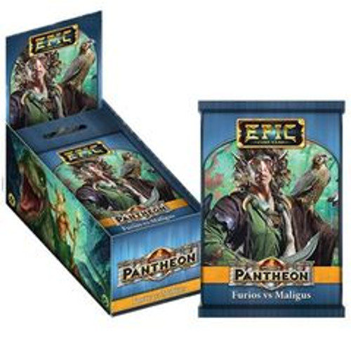 Epic Card Game: Epic Pantheon Elder Gods - Furios Vs Maligus