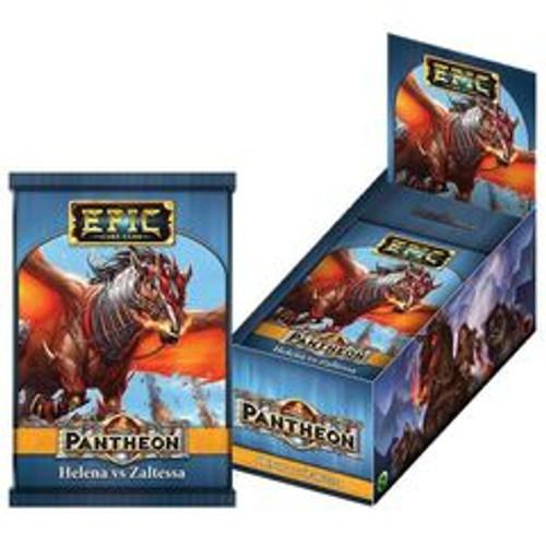Epic Card Game: Epic Pantheon Elder Gods - Helena Vs Zaltessa