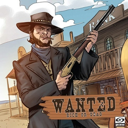 Wanted Rich Or Dead