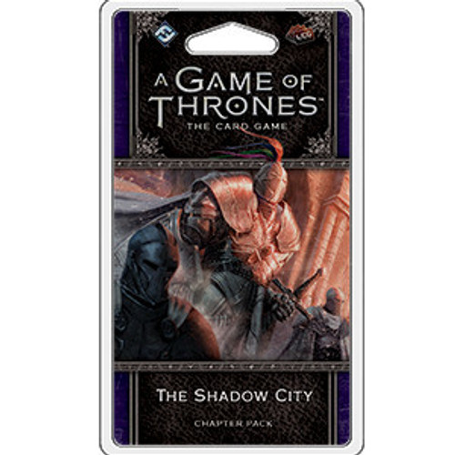 A Game of Thrones LCG: 2nd Edition - The Shadow City Chapter Pack