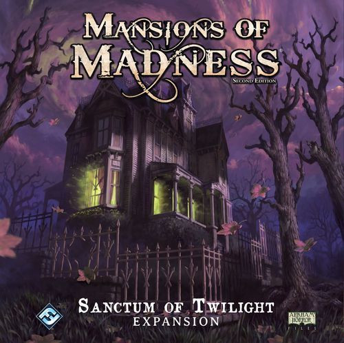 Mansions of Madness: Second Edition - Sanctum of Twilight