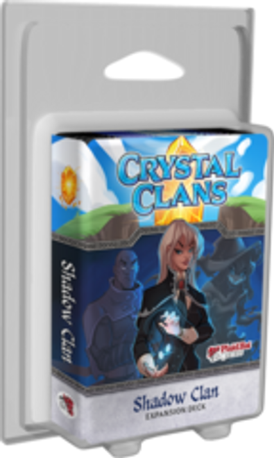 Crystal Clans: Shadow Clan