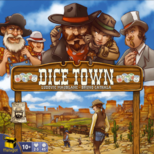 Dice Town Revised