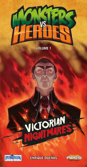 Monsters vs. Heroes: Victorian Nightmares
