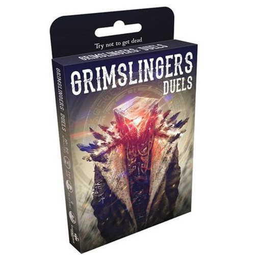 GrimSlingers ( third edition ): Advanced Duels