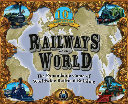 Railways Of The World: 10th Anniversary Edition