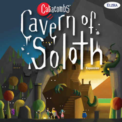 Catacombs: Cavern of Soloth (third edition)