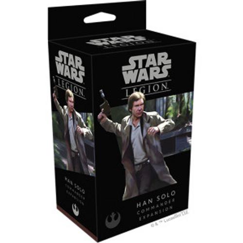 Star Wars: Legion Han Solo Commander Expansion