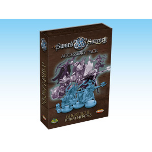 Sword & Sorcery Ghost Soul Form Heroes Accessory Pack