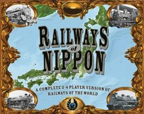 Railways of Nippon