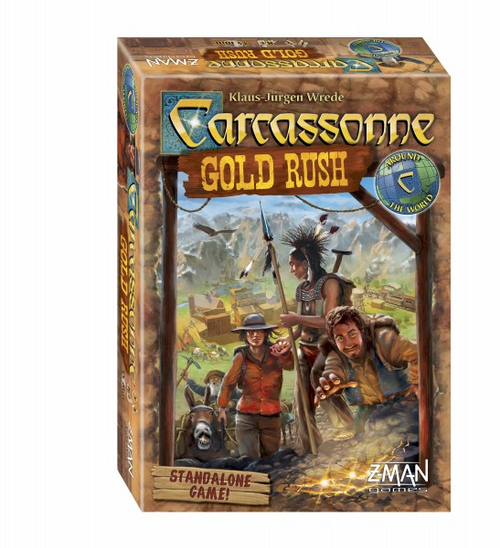 Carcassonne: Gold Rush