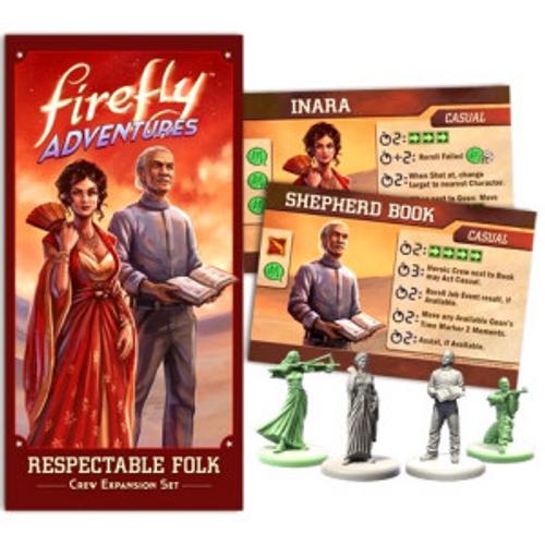 Firefly Adventures: Respectable Folk
