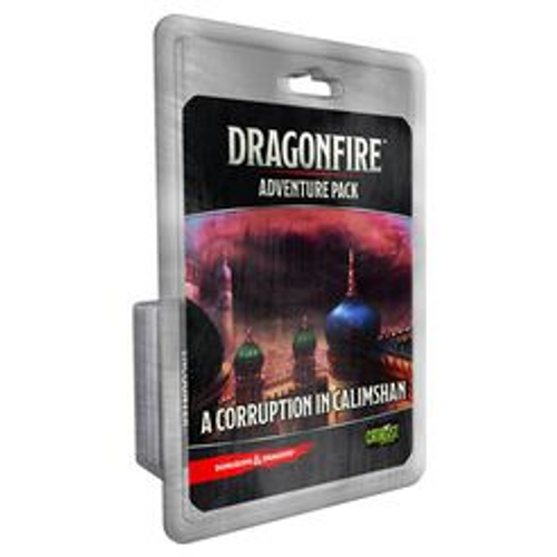 Dragonfire Adventures: A Corruption in Calimshan