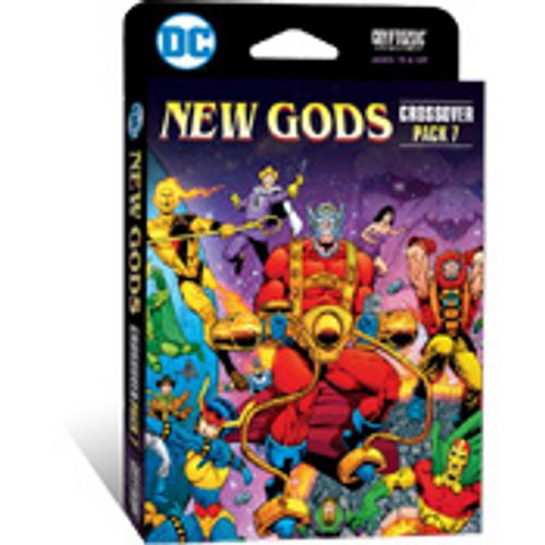 DC Comics DeckBuilding Game Crossover Pack 7: New Gods