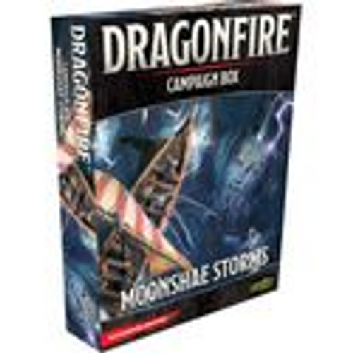 Dragonfire Campaign: Moonshae Storms