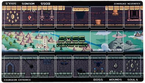 Boss Monster Playmat