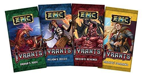 Epic: Tyrants 4 Pack Bundle