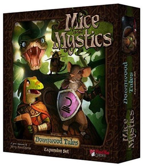 Mice and Mystics: Downwood Tales