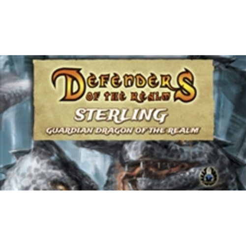 Defenders of the Realm: Sterling - Guardian Dragon of the Realm