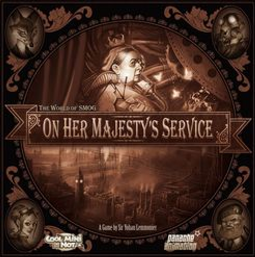 The World of Smog: On Her Majesty's Service