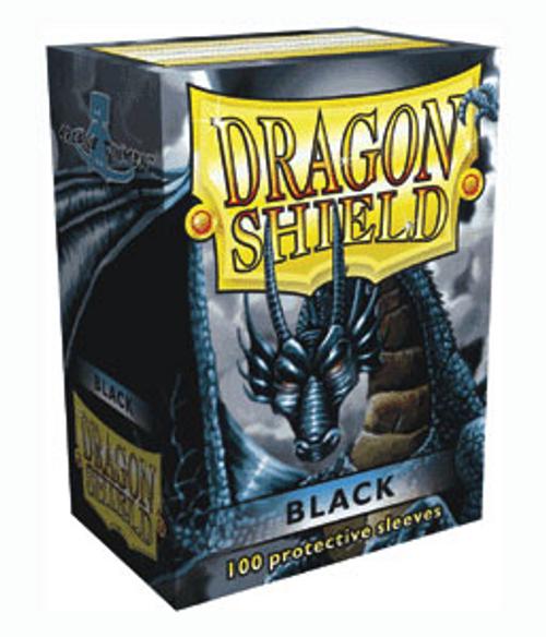 Dragon Shield Box of 100 in Black