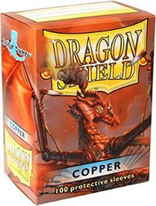 Dragon Shield Box of 100 in Copper