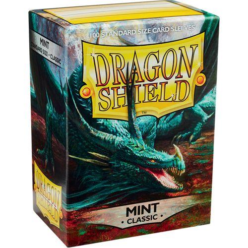 Dragon Shield Box of 100 in Classic Mint