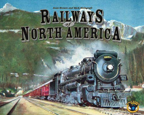 Railways of North America Expansion